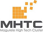 MHTC - Măgurele High Tech Cluster. sigla MHTC
